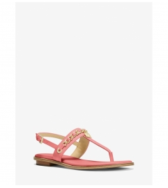 MICHAEL Michael Kors Elsa Leather Sandal