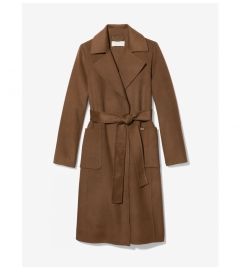 MICHAEL Michael Kors Wool Wrap Coat