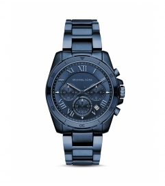 Michael Kors Brecken Blue Watch