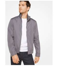 Michael Kors Mens 3-In-1 Tech Track Jacket