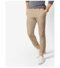 Michael Kors Mens Skinny-Fit Cotton Chinos