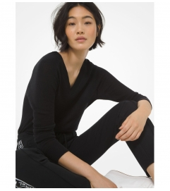 MICHAEL Michael Kors Cashmere High-Low Sweater