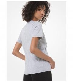 MICHAEL Michael Kors Graphic Logo Cotton-Jersey T-Shirt