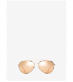 Michael Kors Ida Aviator Sunglasses