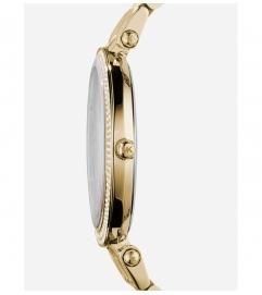 Michael Kors Darci Pavé Gold-Tone Watch