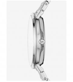 Michael Kors Jaryn Silver-Tone Watch