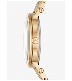 Michael Kors Norie Gold-Tone Watch