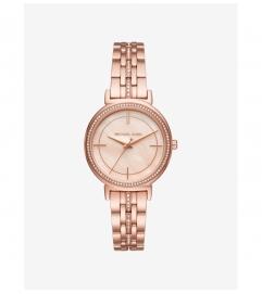 Michael Kors Cinthia Rose Gold-Tone Watch