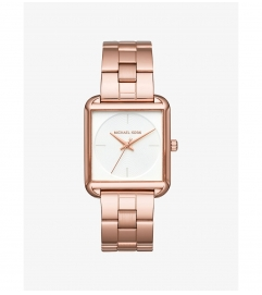 Michael Kors Lake Rose Gold-Tone Watch