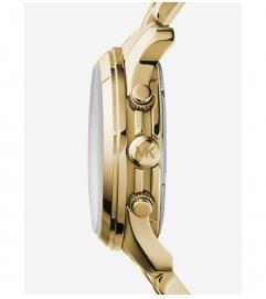 Michael Kors Runway Gold-Tone Chronograph Watch