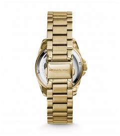 Michael Kors Mini Blair Gold-Tone Watch