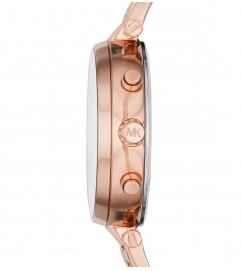 Michael Kors Sawyer Rose Gold-Tone Watch