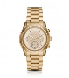 Michael Kors Cooper Gold-Tone Watch