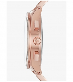 Michael Kors Vail Rose Gold-Tone Watch