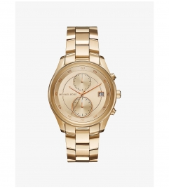 Michael Kors Briar Gold-Tone Watch