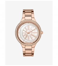 Michael Kors Taryn Rose Gold-Tone Watch
