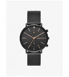 Michael Kors Jaryn Black-Tone Watch
