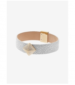Michael Kors Gold-Tone Stingray Bracelet