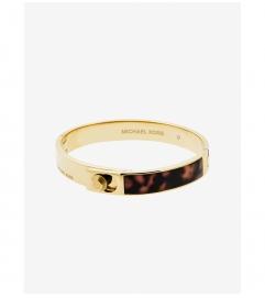 Michael Kors Gold-Tone Acetate Astor Bracelet