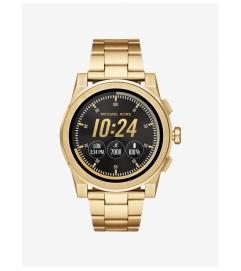 Michael Kors Access Grayson Gold-Tone Smartwatch