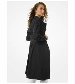 MICHAEL Michael Kors Packable Trench Coat