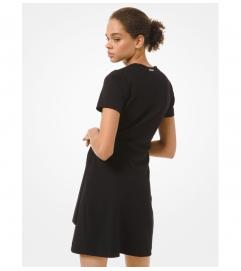 MICHAEL Michael Kors Scuba Wrap Dress