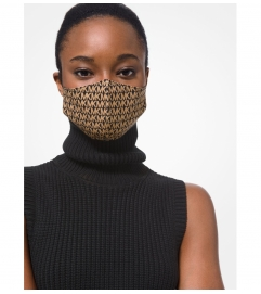 MICHAEL Michael Kors Logo Stretch Cotton Face Mask