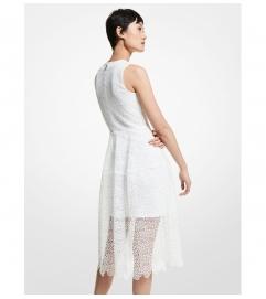 MICHAEL Michael Kors Floral Lace Dress