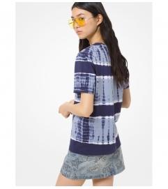 MICHAEL Michael Kors Tie-Dye Cotton-Jersey T-Shirt
