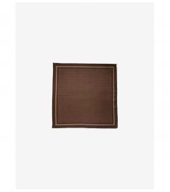 MICHAEL Michael Kors Logo Print Silk Twill Scarf