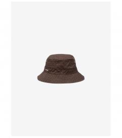 MICHAEL Michael Kors Logo Print Poplin Bucket Hat