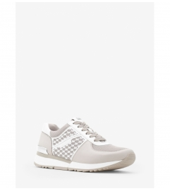 MICHAEL Michael Kors Allie Leather Trainer